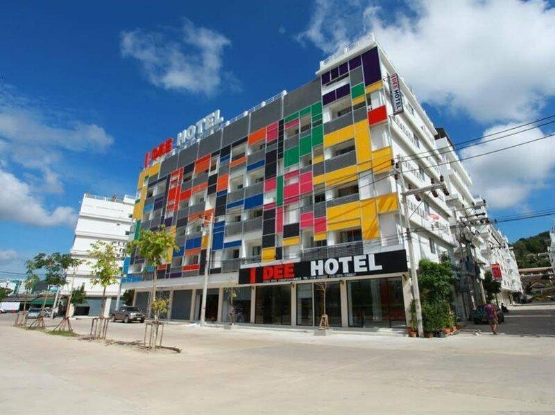 Oyo 235 i Dee Hotel Patong