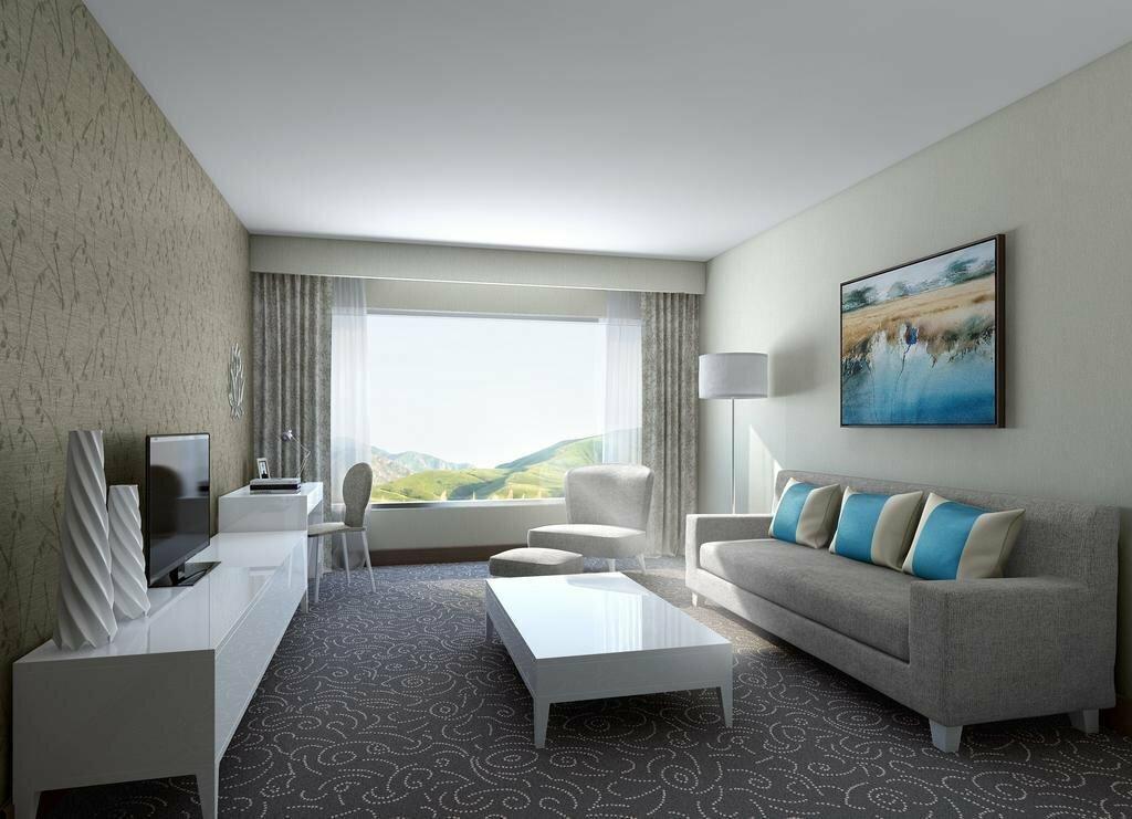 гостиница — Kamaliya Hotel — Нур-Султан, фото №2