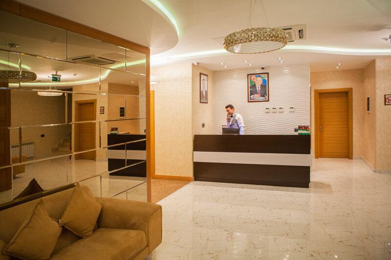 Hotel Beylagan Azpetrol