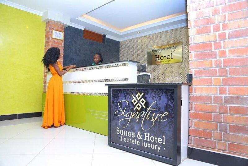 Signature Suites & Hotel