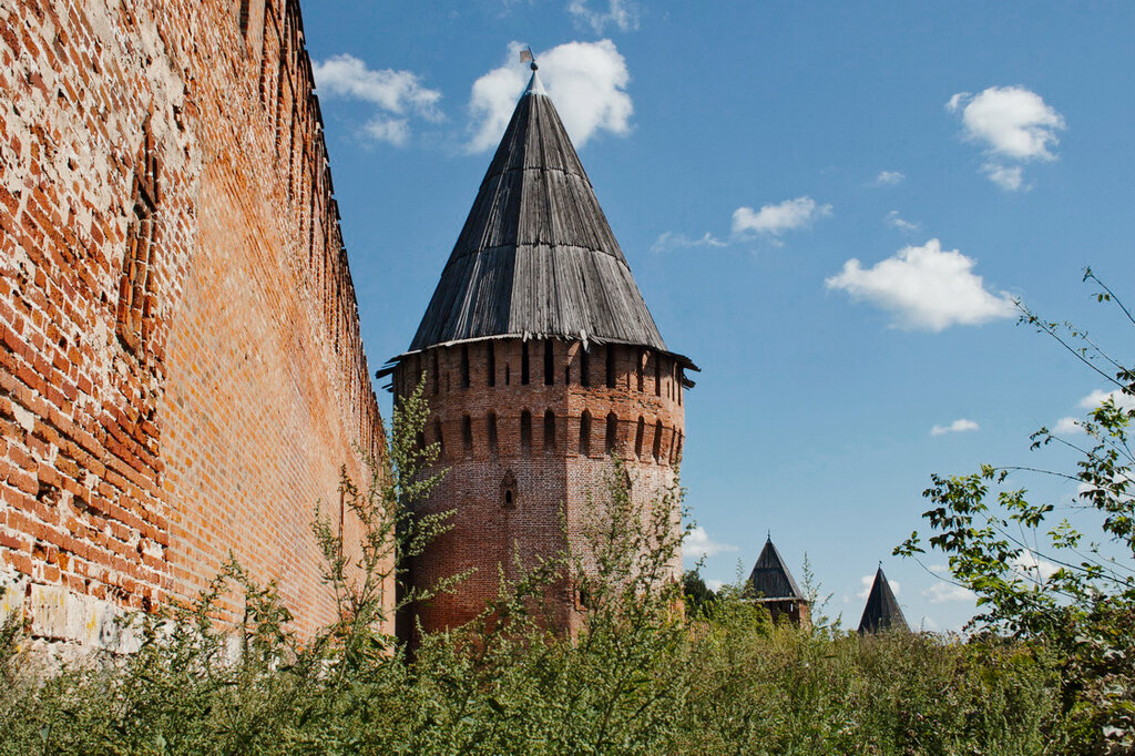 достопримечательность — Смоленская крепостная стена — Смоленск, фото №8
