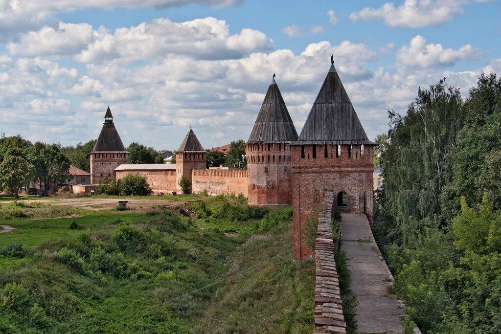 достопримечательность — Смоленская крепостная стена — Смоленск, фото №5