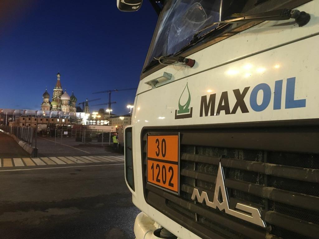перевозка нефтепродуктов — Топливная компания Максойл — Зеленоград, фото №1