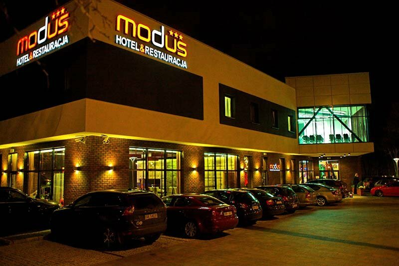 Hotel Modus & Restauracja Mocca D'oro