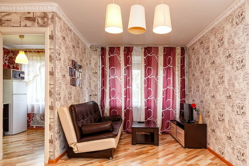 Апартаменты КемХотел на ул. 50 лет Октября, д. 12