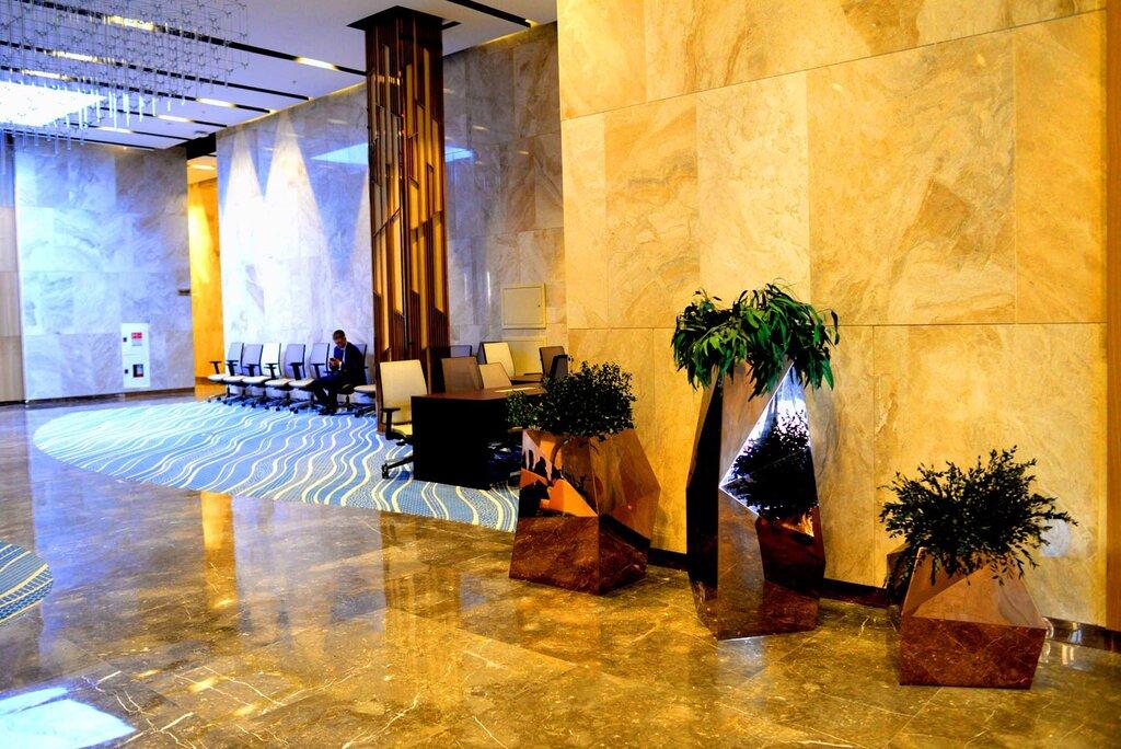 бізнес-центр — Бизнес-центр Байтерек — Нур-Султан (Астана), фото №10