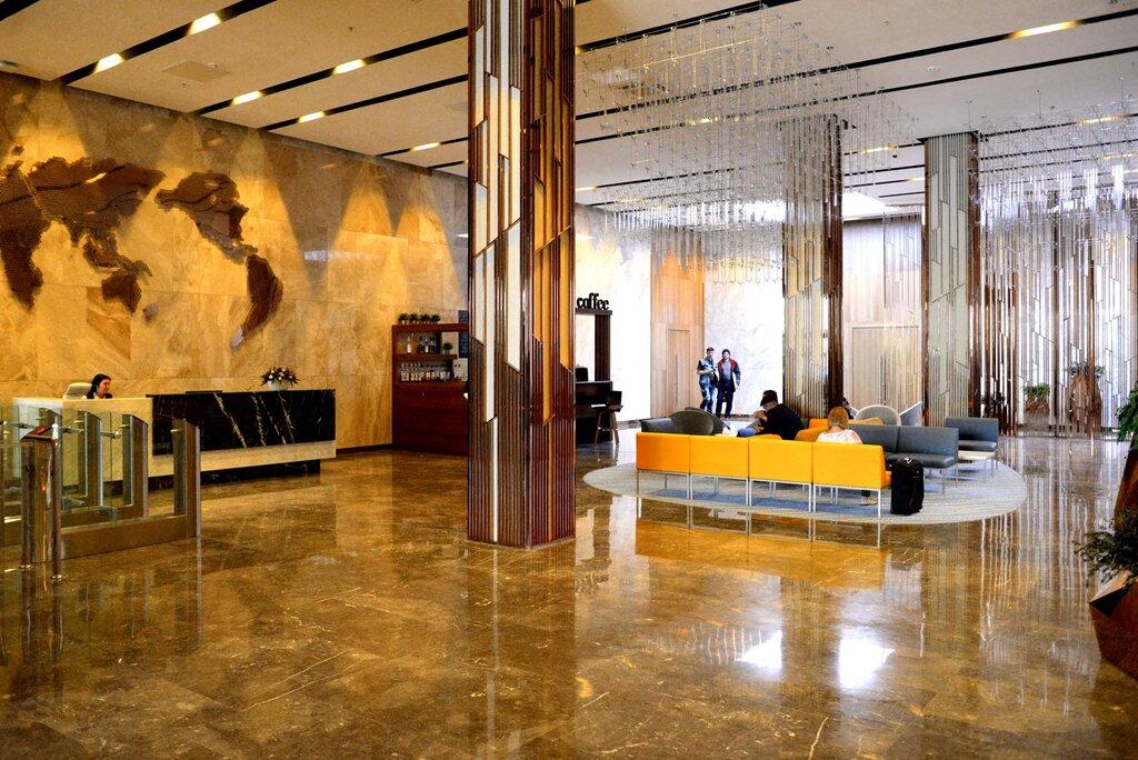 бізнес-центр — Бизнес-центр Байтерек — Нур-Султан (Астана), фото №6