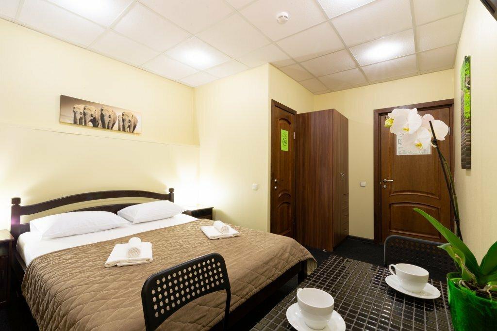 Фото и дизайн номер в мини отеле