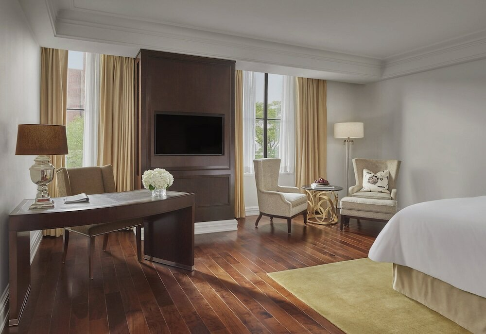 гостиница — Rosewood Washington, D. C. — Вашингтон, фото №4
