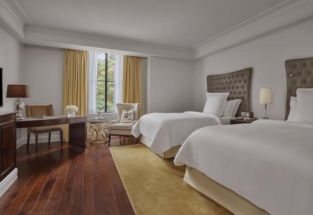 гостиница — Rosewood Washington, D. C. — Вашингтон, фото №3