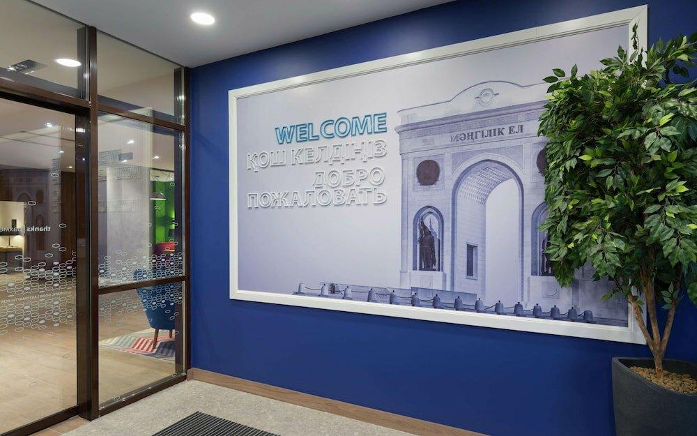 готель — Hampton by Hilton Astana Triumphal Arch — Нур-Султан (Астана), фото №10