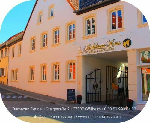 Hotel Restaurant Goldenes Ross