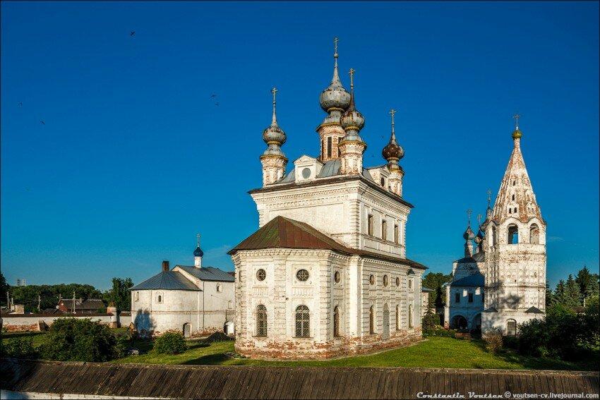 Город юрьев польский владимирская область фото