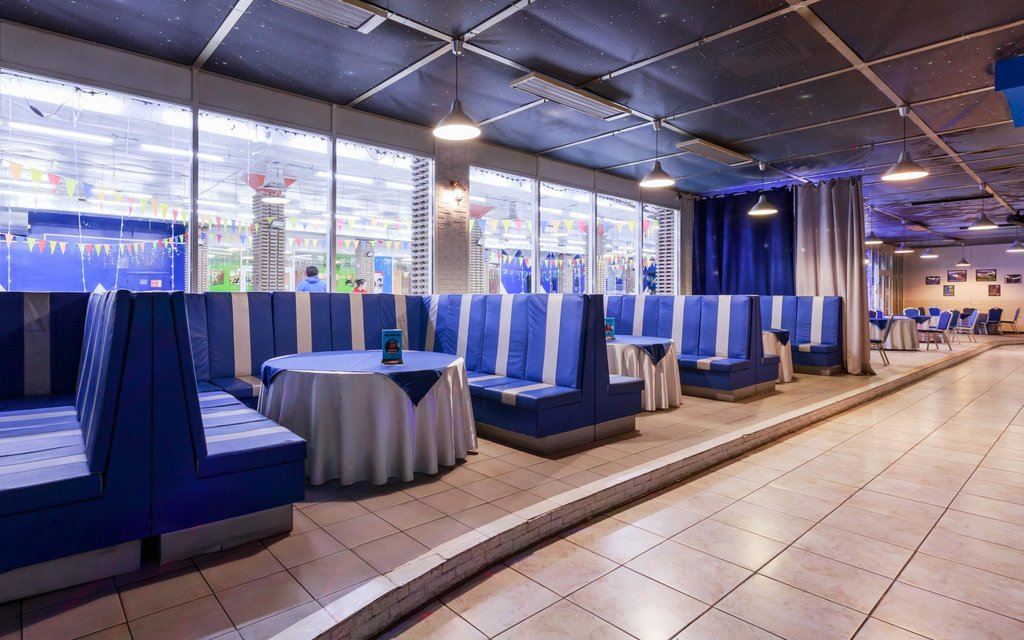 restaurant — Restaurant and curling club Ice Planet — Москва, фото №2