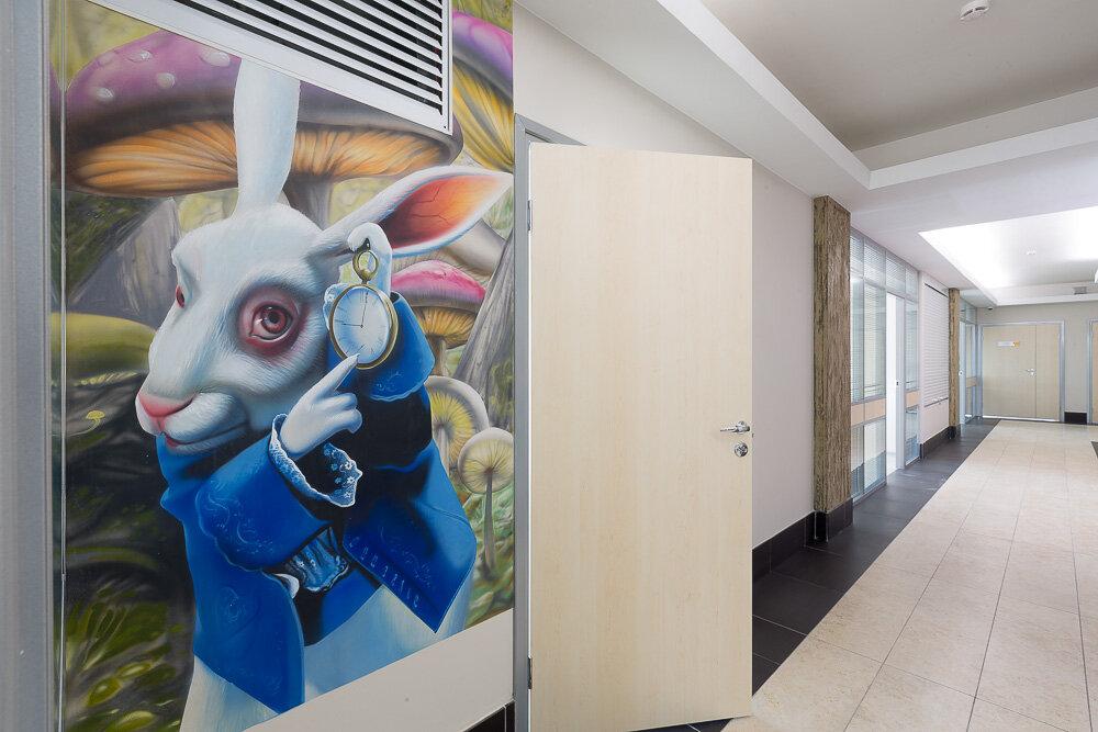 бизнес-центр — Graffiti — Санкт-Петербург, фото №7