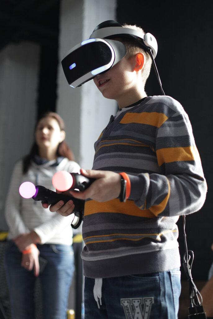 клуб виртуальной реальности — Engage Vr — Москва, фото №10