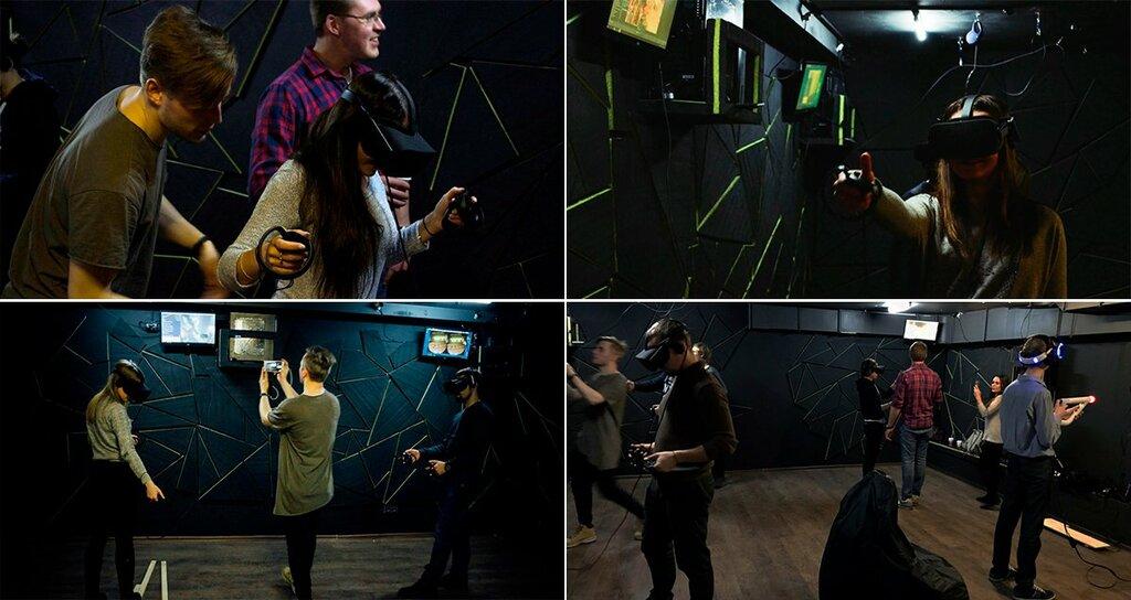 клуб виртуальной реальности — Vr-go — Москва, фото №7