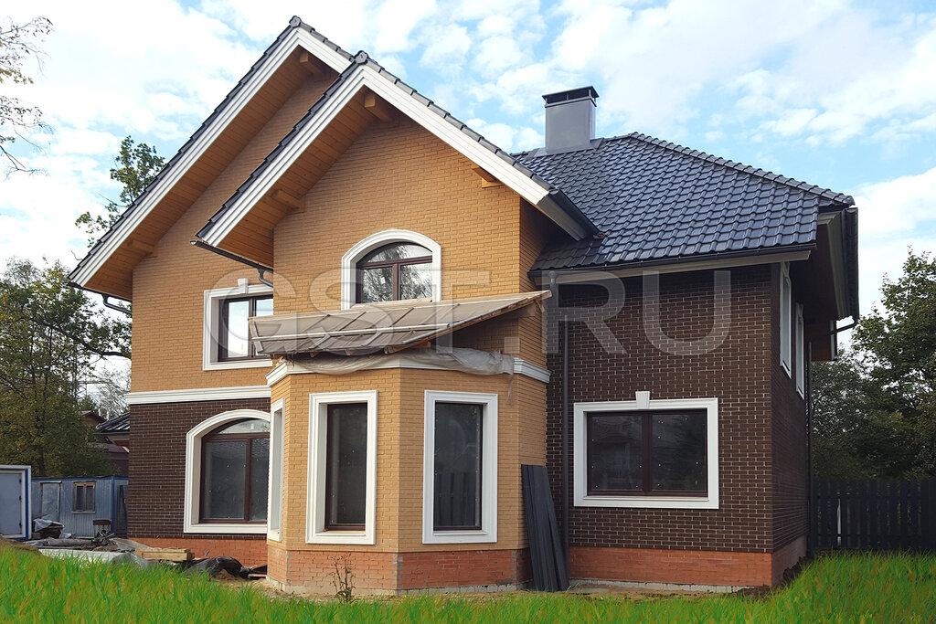 строительство дачных домов и коттеджей — Генстрой — Санкт-Петербург, фото №4