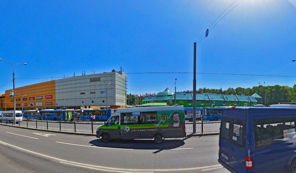 Речной вокзал торговый центр фото