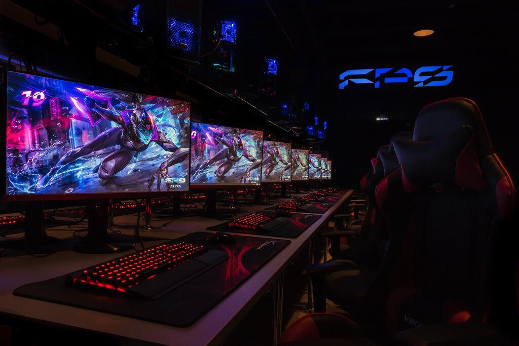 интернет-кафе — Fps Arena eSports Gaming Center — Москва, фото №4
