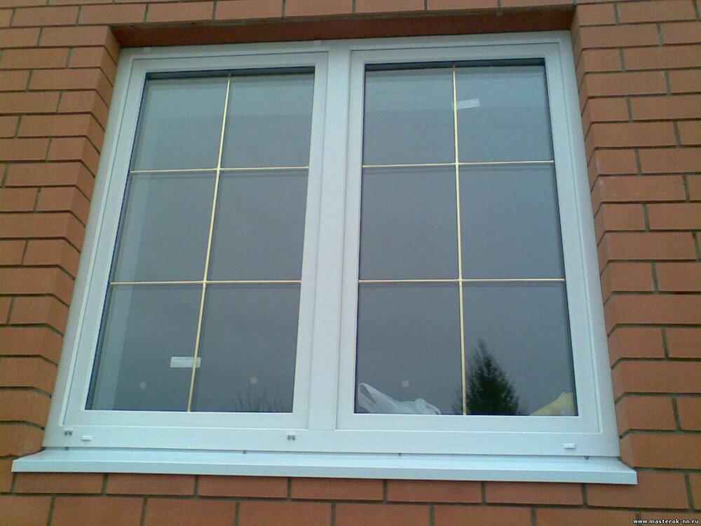 бударки окна со шпросами фото может быть