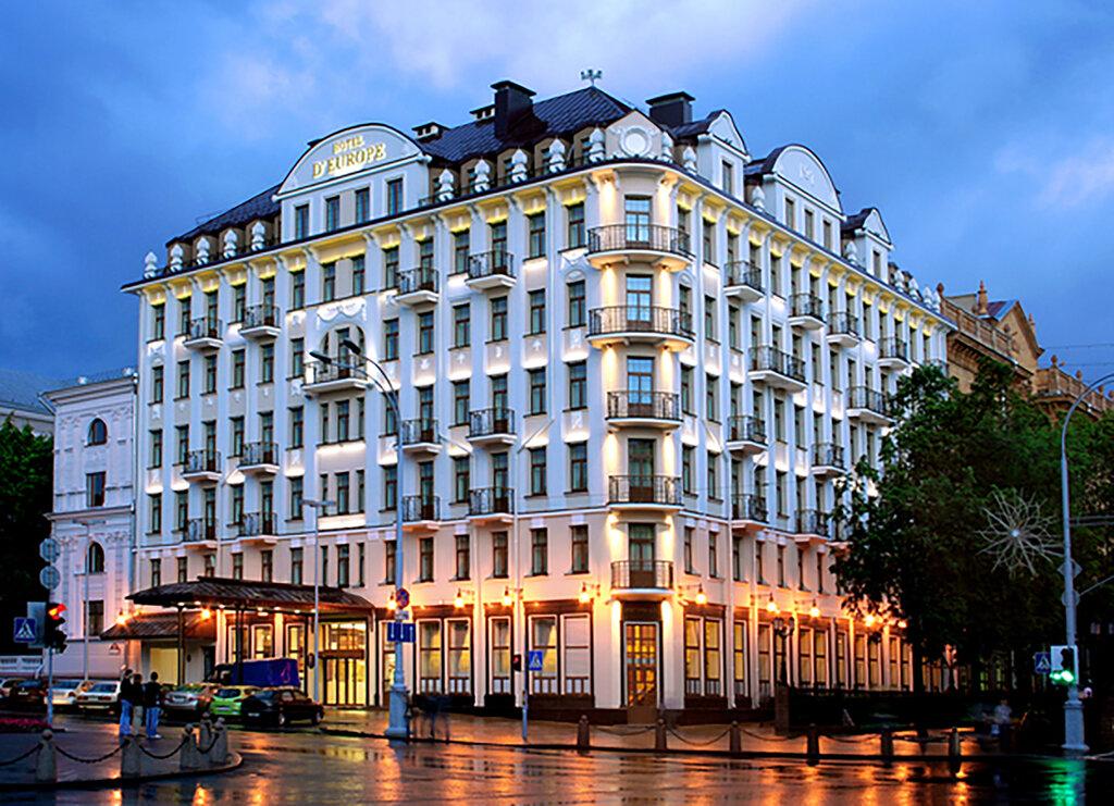 гостиница — Европа — Минск, фото №1