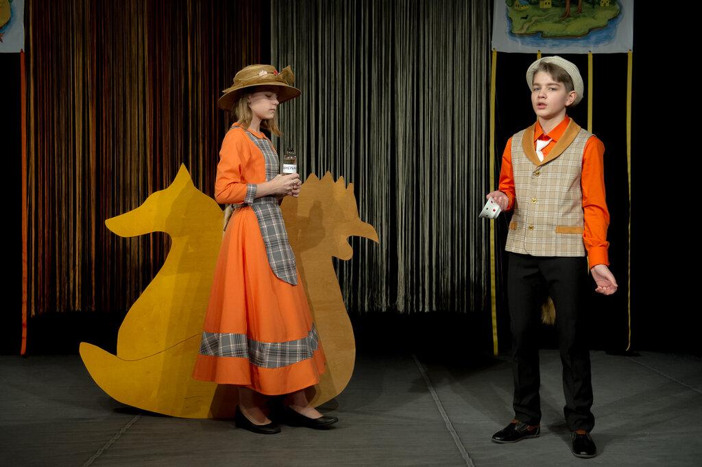 театральное и цирковое образование — Театр-студия Персонаж — Зеленоград, фото №5