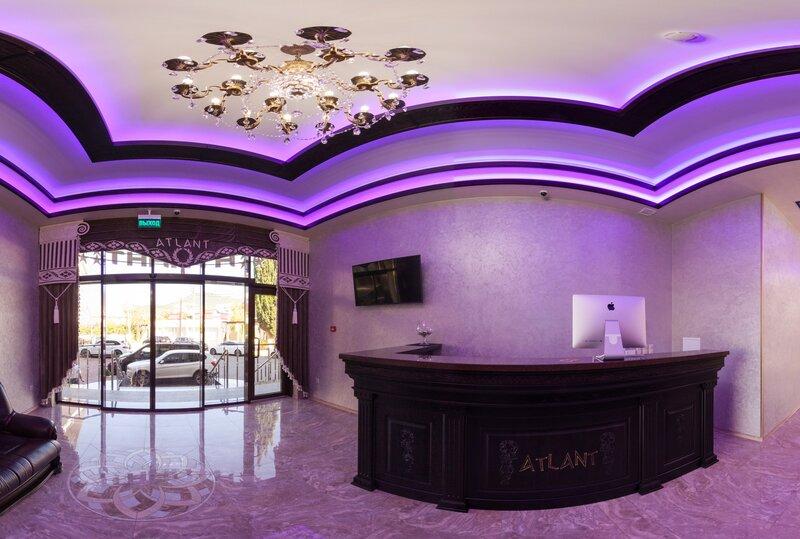 Отель Атлант