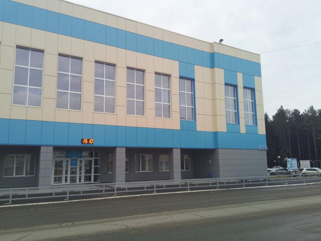 спортивный комплекс — Физкультурно-спортивный центр Орион — Свердловская область, фото №2