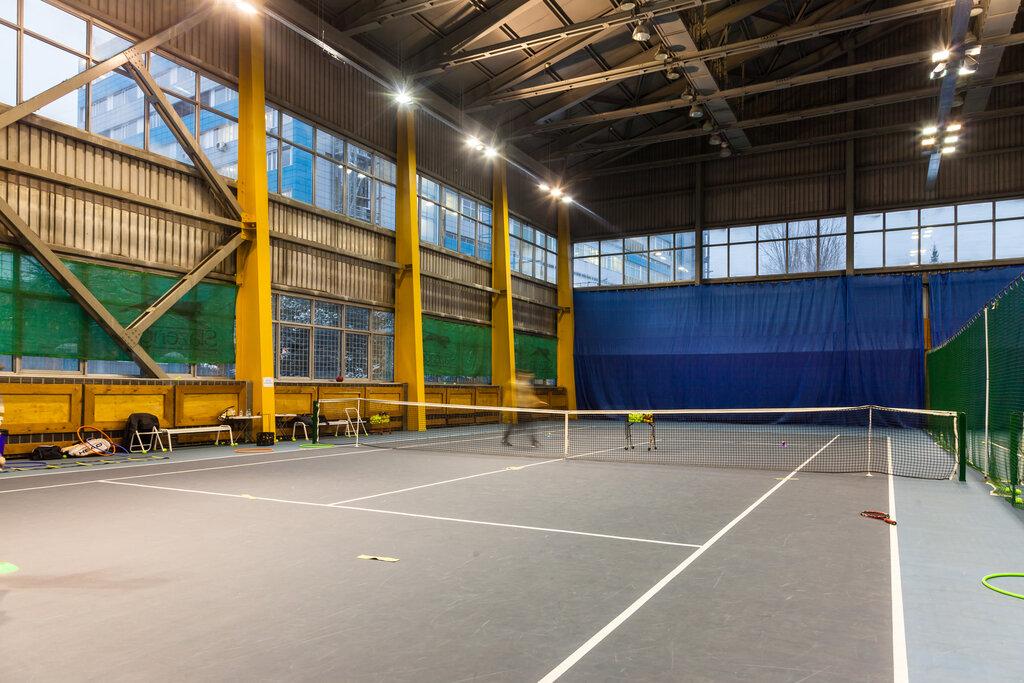 спортивный клуб, секция — Теннисный клуб Лига теннис — Москва, фото №3