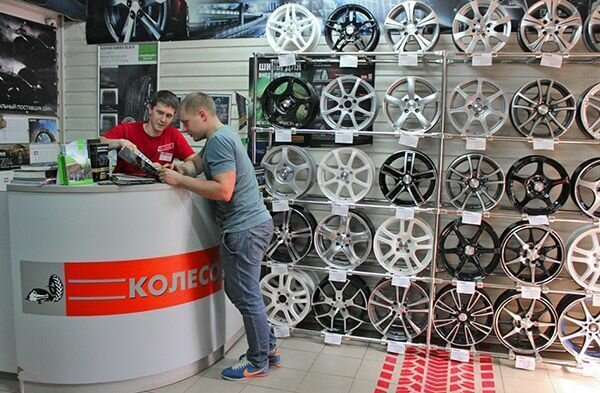 tire fitting and repair — Koleso — Nizhny Novgorod, photo 2