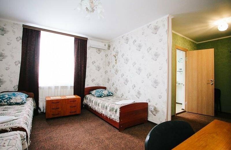 Гостиница Елань