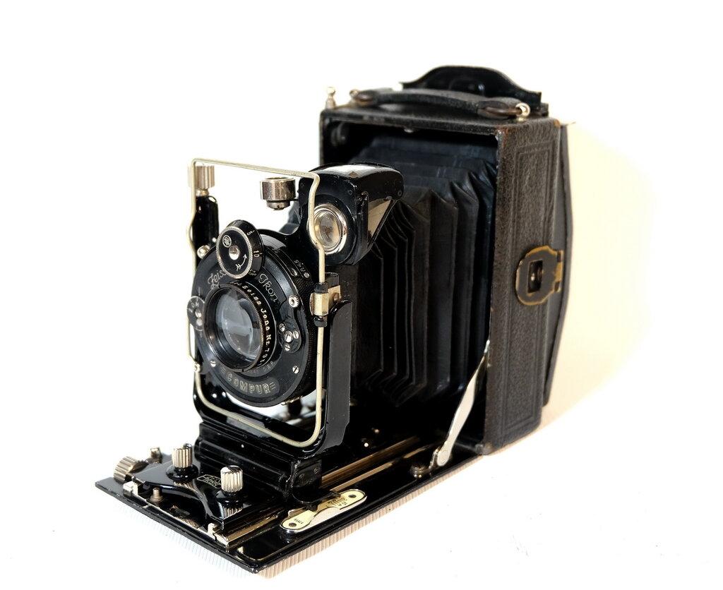 Фотоаппарат что такое выдержка анимационная открытка
