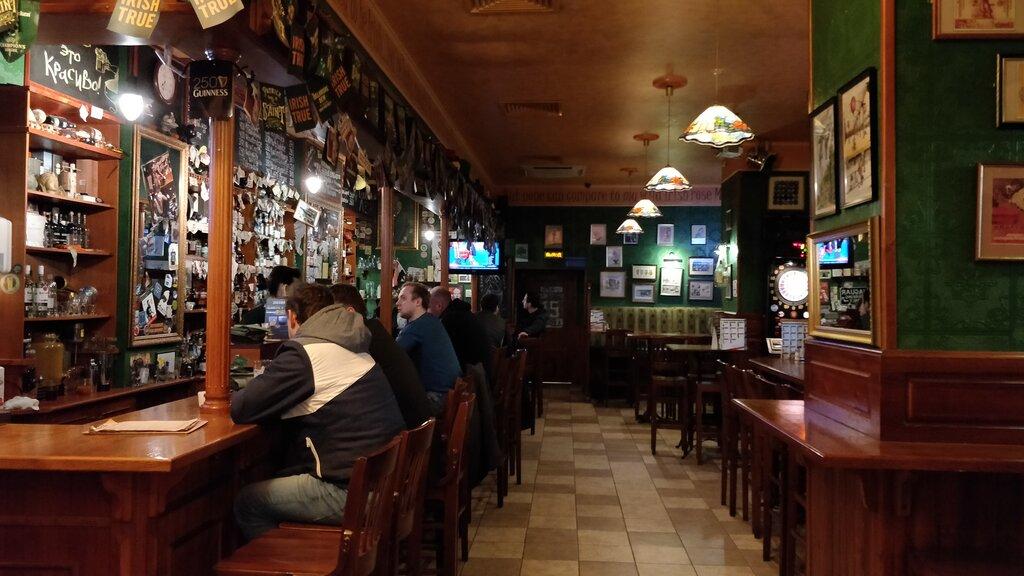 pub, bar — Molliy O'Brian — Saint Petersburg, фото №3