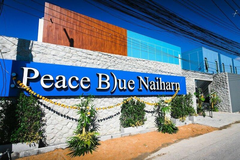 Peace Blue Naiharn Naturist Resort Phuket