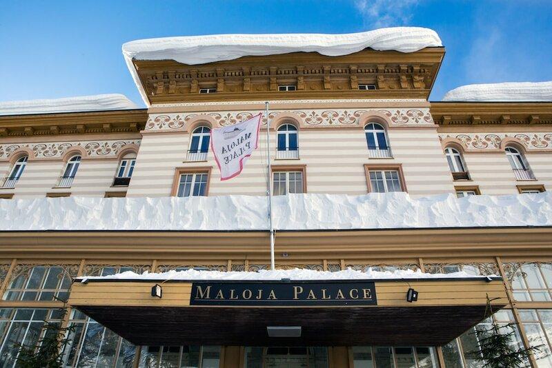 Sporthotel Maloja