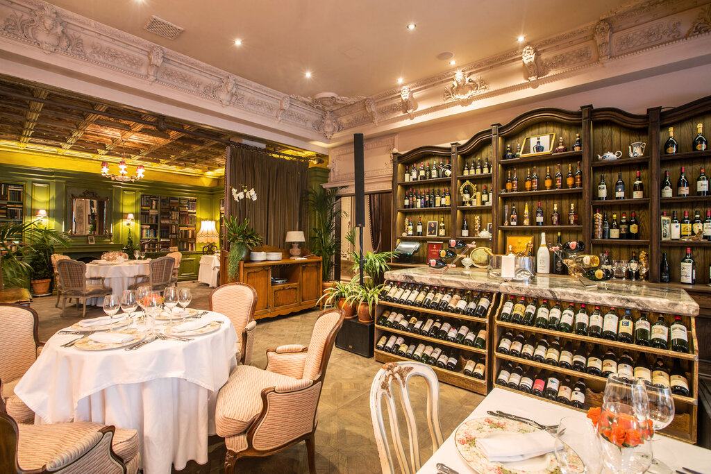 ресторан — Butler — Москва, фото №2