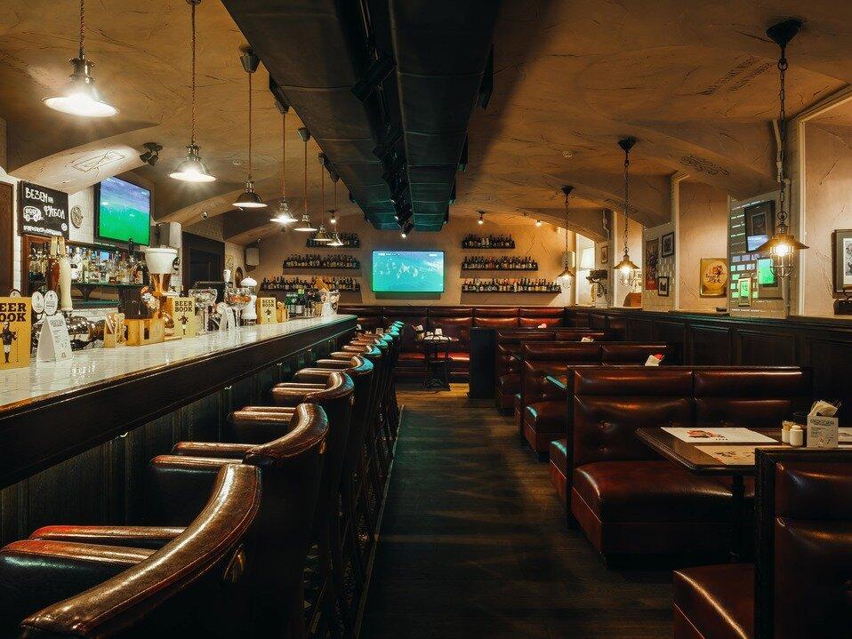 restaurant — Belgisky gastronomichesky pab Brugge — Saint Petersburg, фото №6
