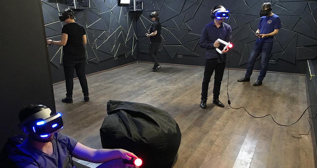 клуб виртуальной реальности — Vr-go — Москва, фото №8