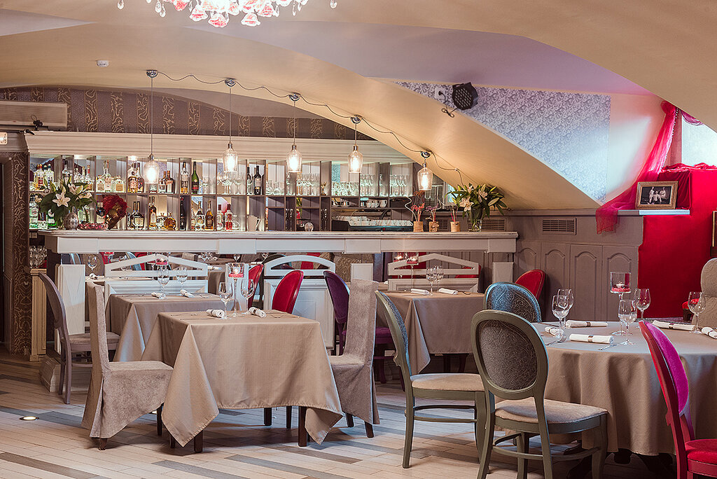 ресторан — La Russ — Санкт-Петербург, фото №10