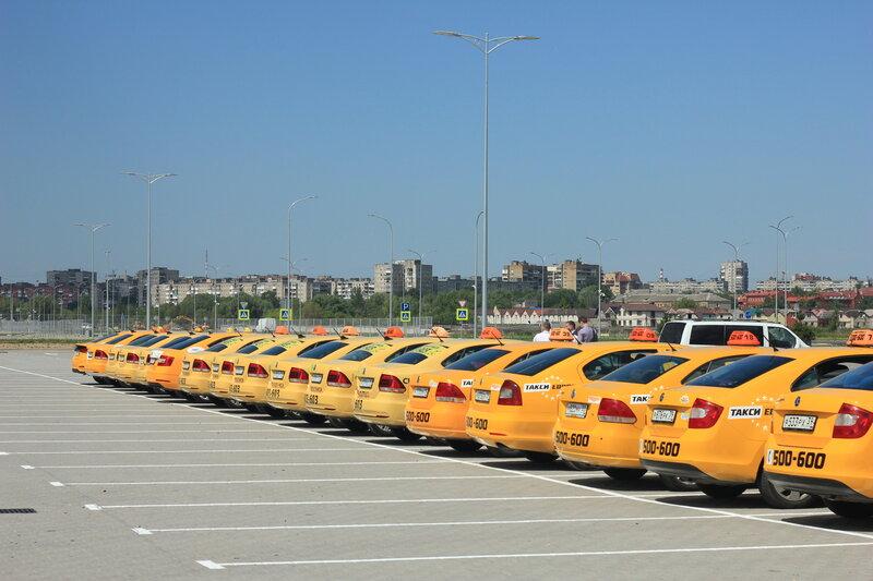Такси Европа - фотография №5