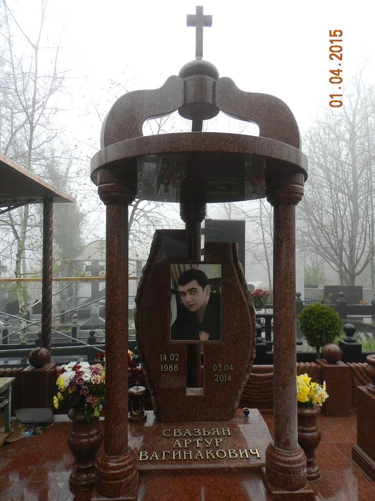 памятники и надгробия — Ритуалум — Ростов-на-Дону, фото №6