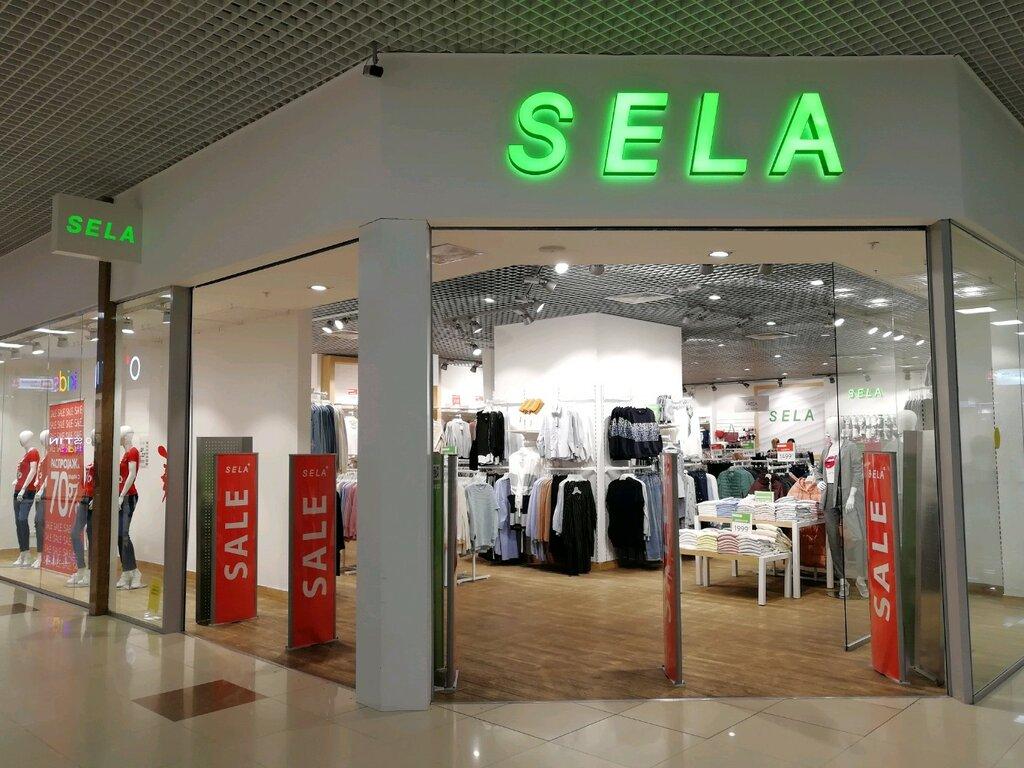 Sela Одежда Официальный Сайт Интернет Магазин
