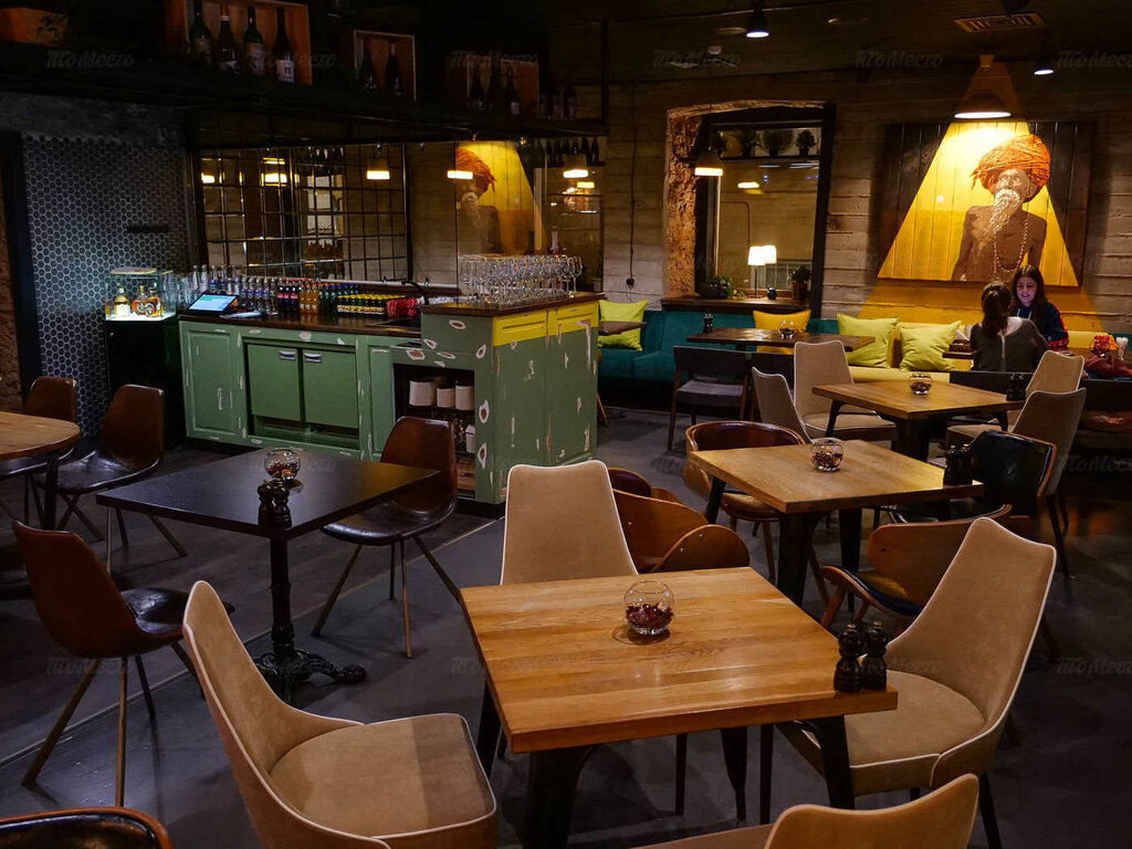 ресторан — Баррик — Москва, фото №8