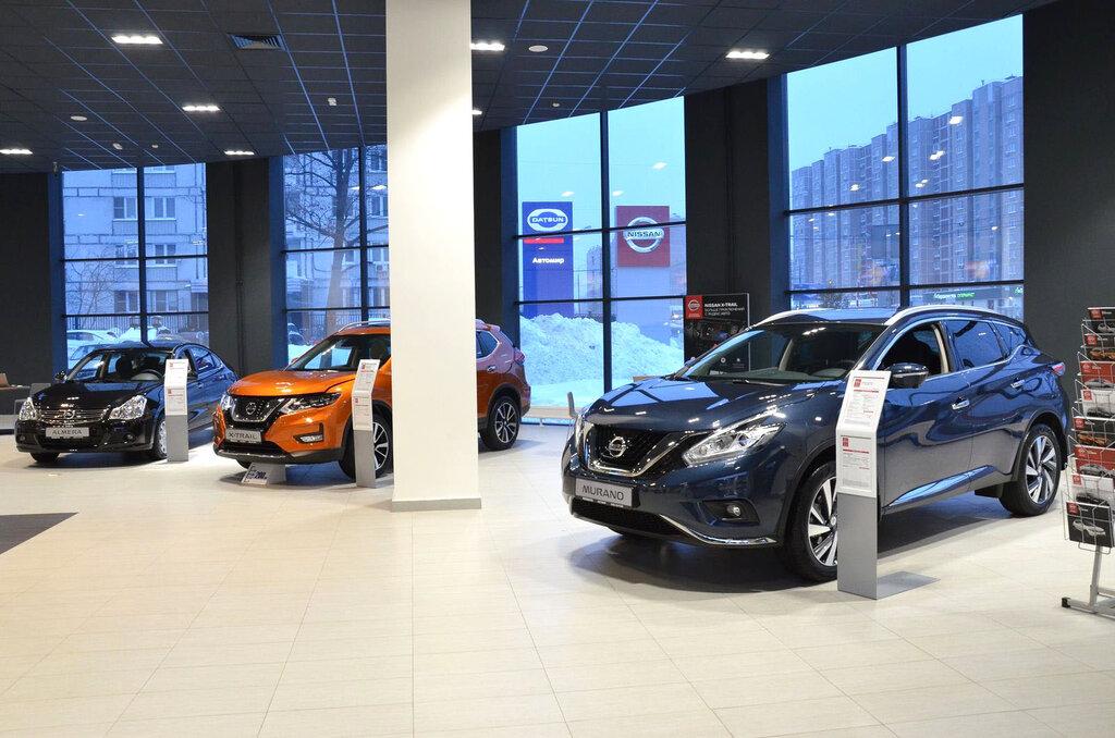 Nissan автосалоны в москве на карте оценка авто в ломбарде