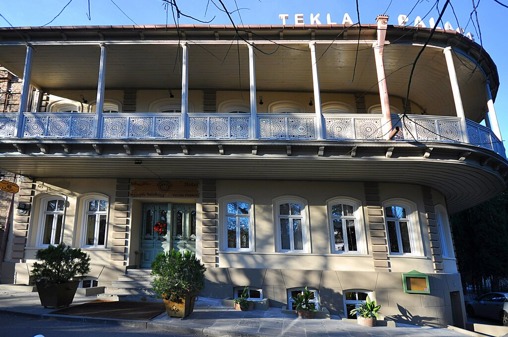 гостиница — Boutique Hotel Tekla Palace — Тбилиси, фото №2