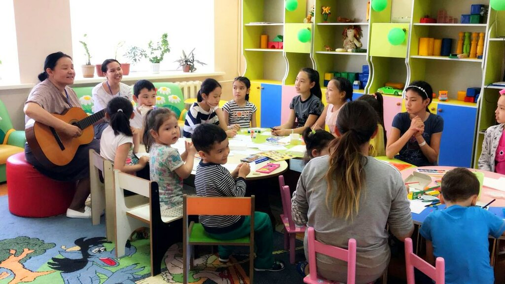 курсы иностранных языков — Harmony — Нур-Султан (Астана), фото №3