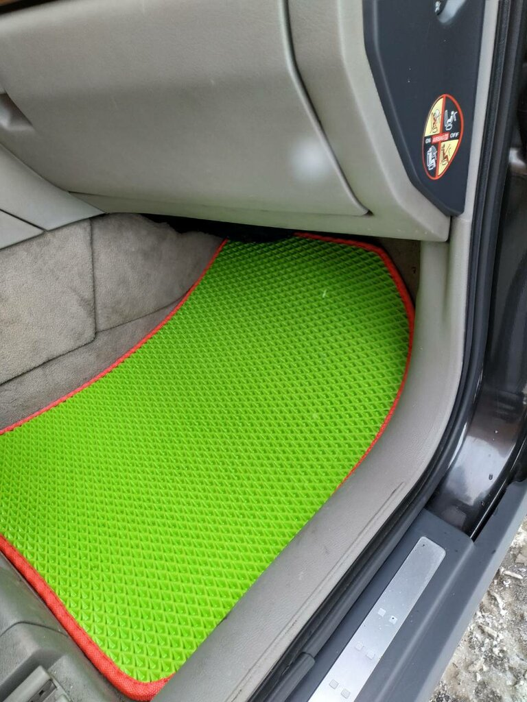 ковровые покрытия — Eva коврики exclusive — Самара, фото №3