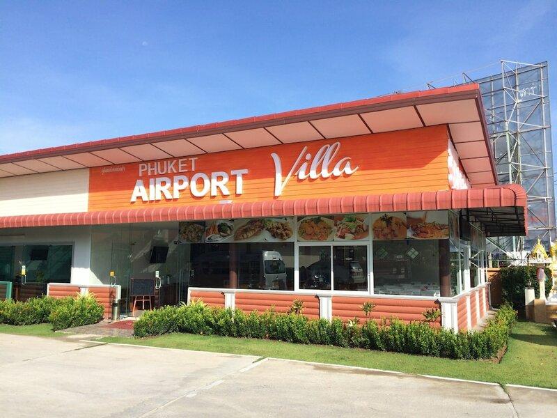 Phuket Airport Villa