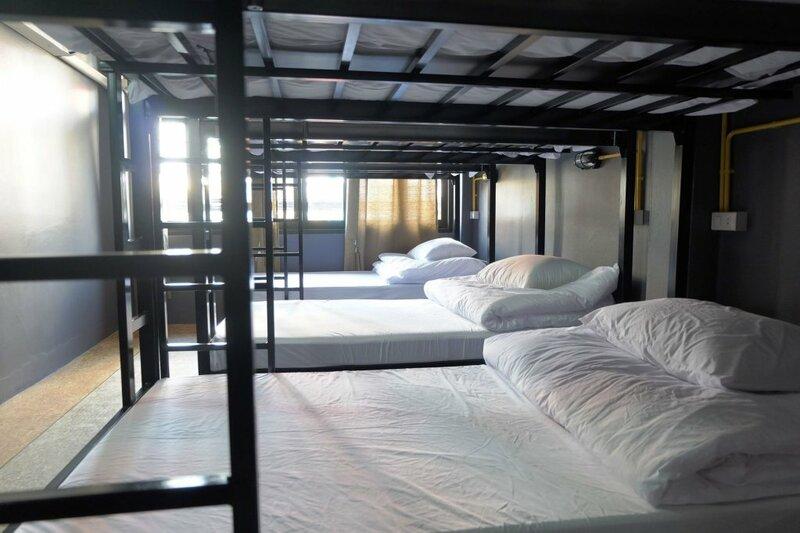 Bts Khaosan Hostel